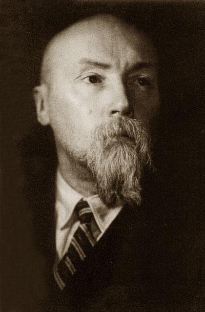 Н.К.Рерих. Нью-Йорк, 1921-1922